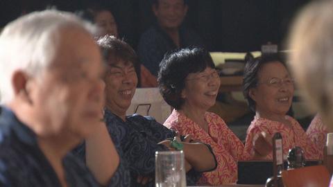 40観客も大笑い