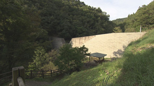 53後山川砂防化石公園