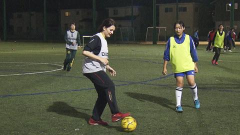 10月31日女子スポーツ特集