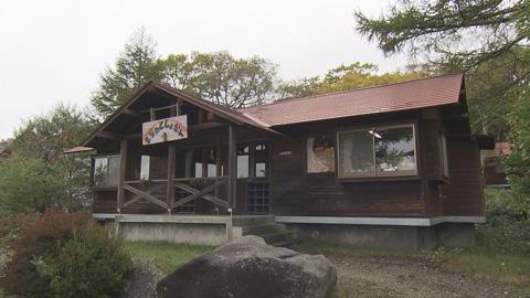 森の図書館-(2)