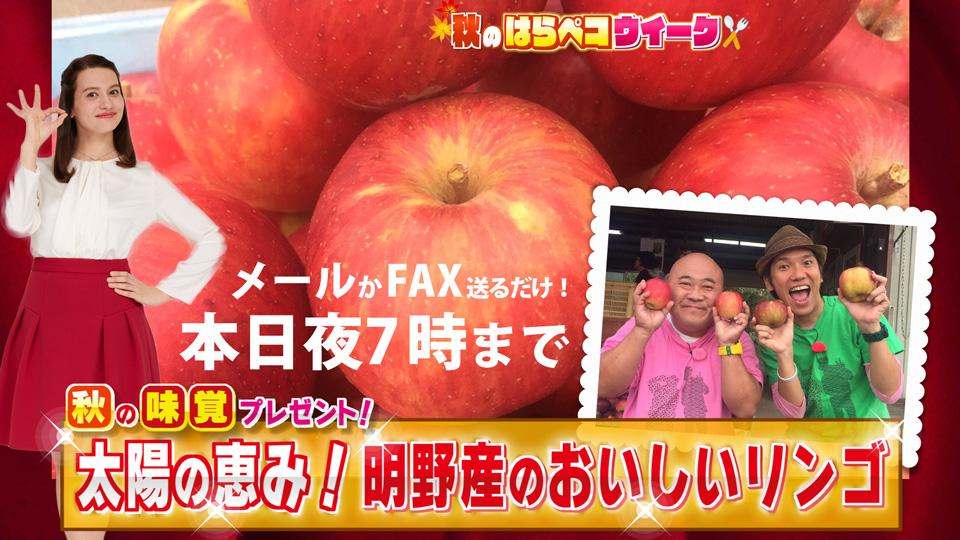 りんごプレゼントfb