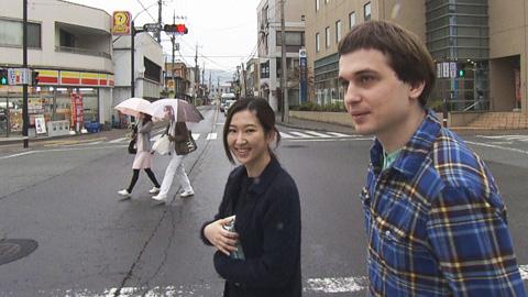 渡辺智美さん・セルゲイ・サフチェンコさん2