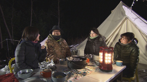 冬キャンプ特集15