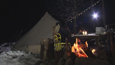 冬キャンプ特集9