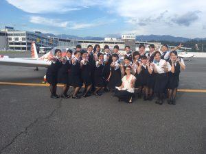 日本航空高等学校 山梨キャンパ...