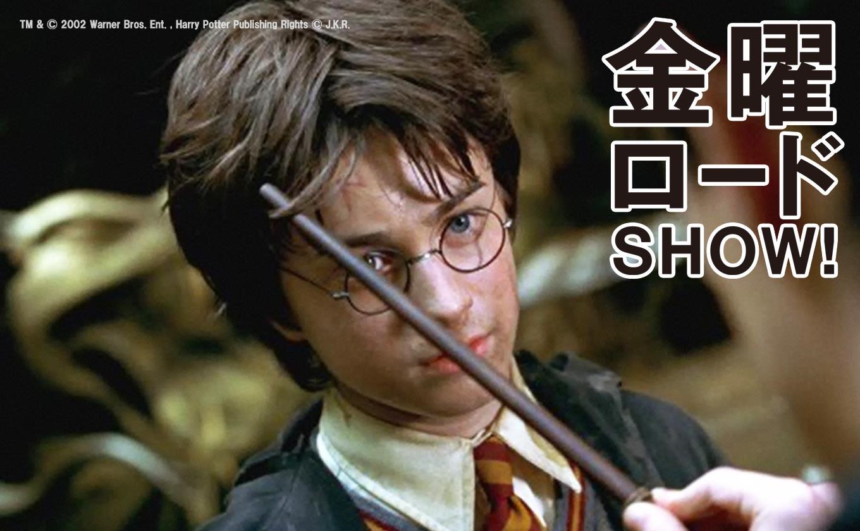 ハリー・ポッターと秘密の部屋 今夜9時